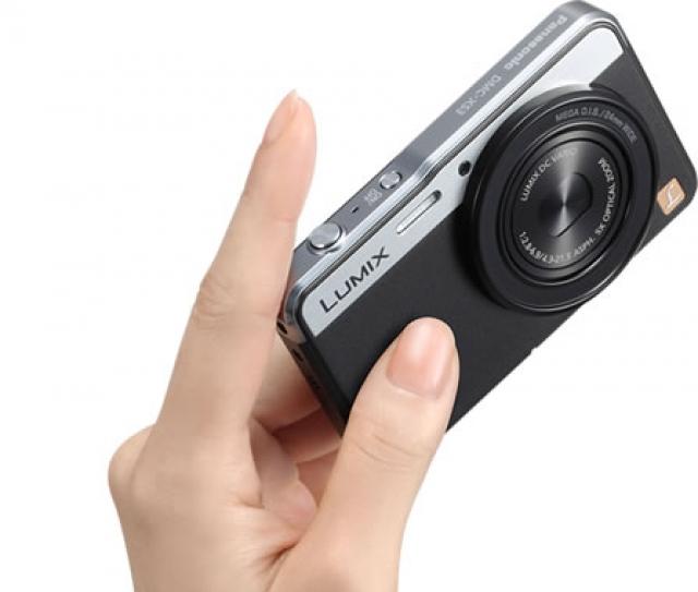 Panasonic DMC-XS3 - умная цифровая камера с высокочувствительным датчиком MOS