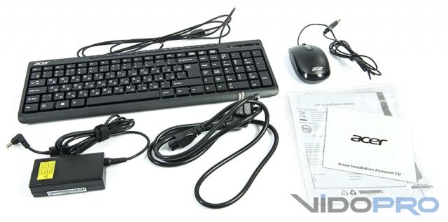 Acer ZC-605: мягкая простота