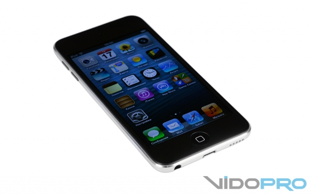 Apple iPod touch 5: младший брат