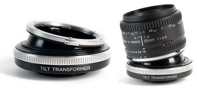Lensbaby Tilt Transformer