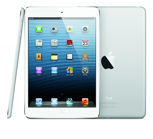 iPad Mini выйдет на Retina-дисплее