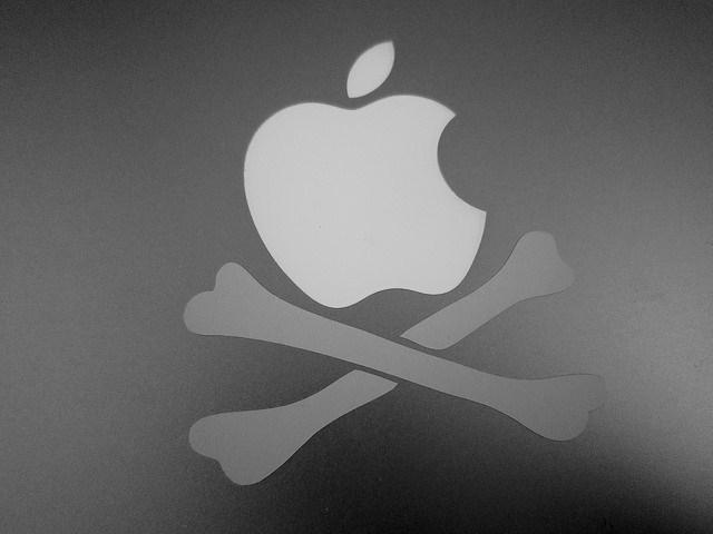 Компания Apple подтвердила, что их сайт для разработчиков взломали хакеры