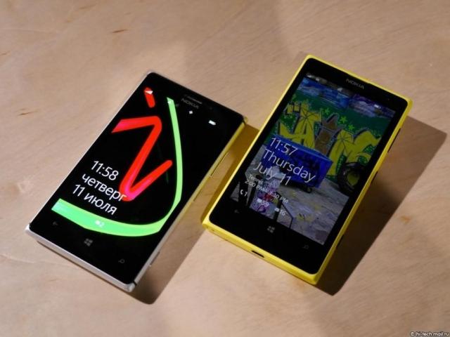 Первые Nokia Lumia 1020 доставлены по предзаказу