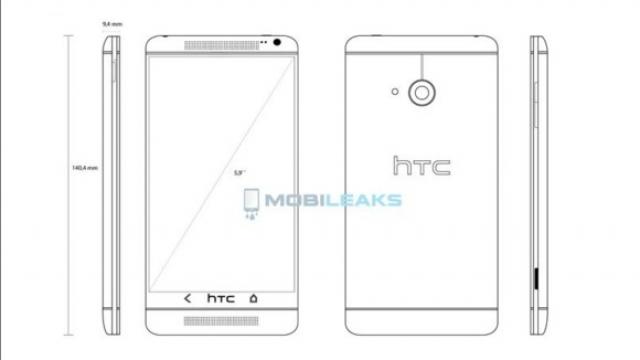 Выход HTC One Max T6 аккомпанирует HTC Zara