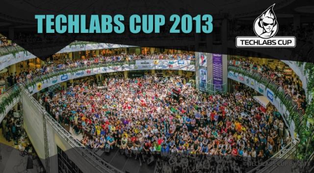 Киберфестиваль TECHLABS CUP UA 2013 стартует в Киеве