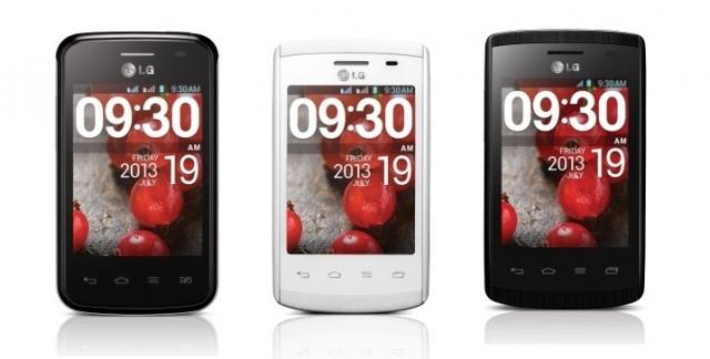 Доступный LG Optimus L1II