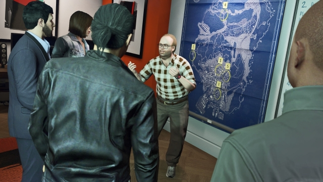 Пять миссий онлайн краж и более 20 часов дополнительного игрового времени для GTA V