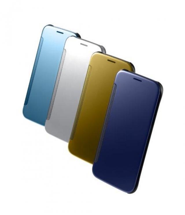 Модные аксессуары для Galaxy S6 и Galaxy S6 Edge