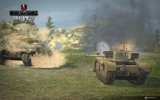 World of Tanks Blitz: личный рекорд и королевское обновление