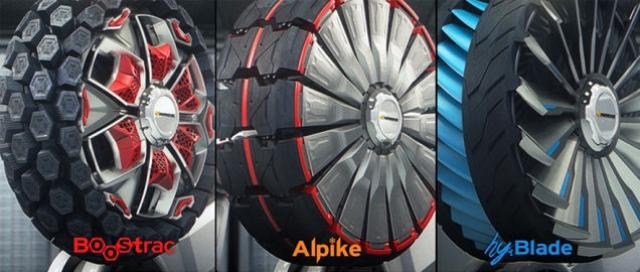 Как может выглядеть будущее гонок с новыми типами шин от Hankook Tire