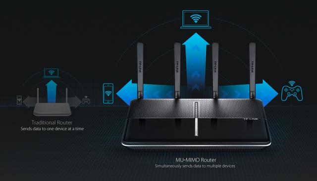 TP-LINK показала новую технику на выставке IFA 2015