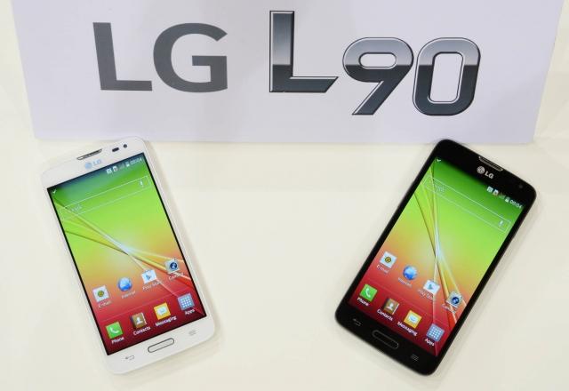 Смартфон LG L90 поступит в продажу на этой неделе