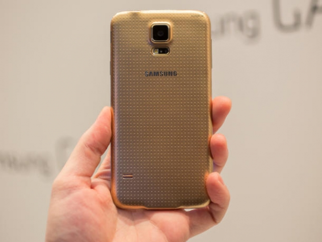 MWC 2014: Samsung Galaxy S5 – его все ждали