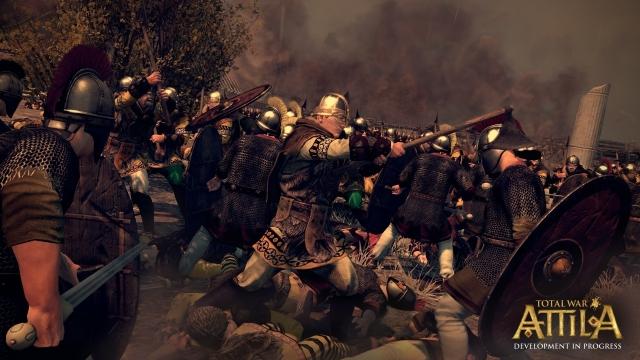 Выходящие в 2015:  Total War: Attila