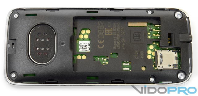 Обзор DECT-телефона Gigaset SL930A: домашний премиум-класс