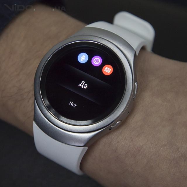 Обзор смарт-часов Samsung Gear S2: вот это поворот!