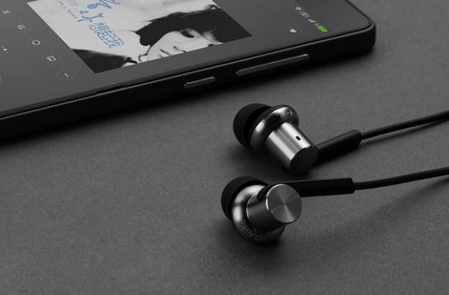 Гибридные наушники Xiaomi Hybrid Dual Drivers Earphones