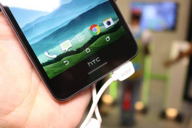 Яркий смартфон HTC DESIRE 728G dual sim