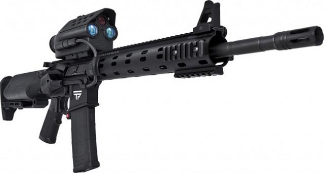 Американское правительство тестирует новые компьютеризованные умные винтовки
