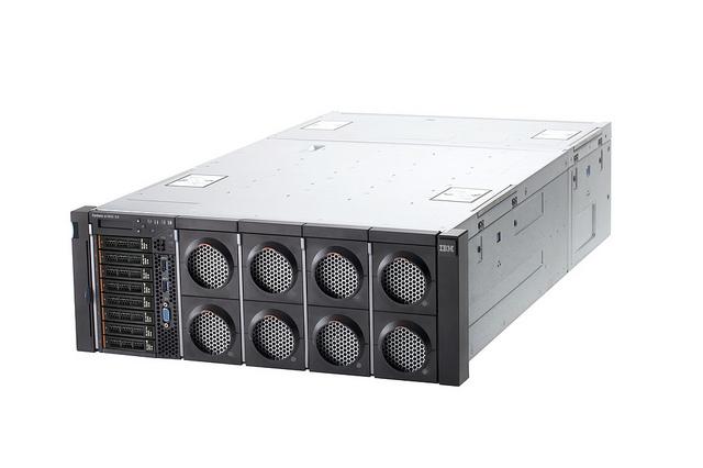 Шестое поколение серверов IBM System x на архитектуре Intel x86
