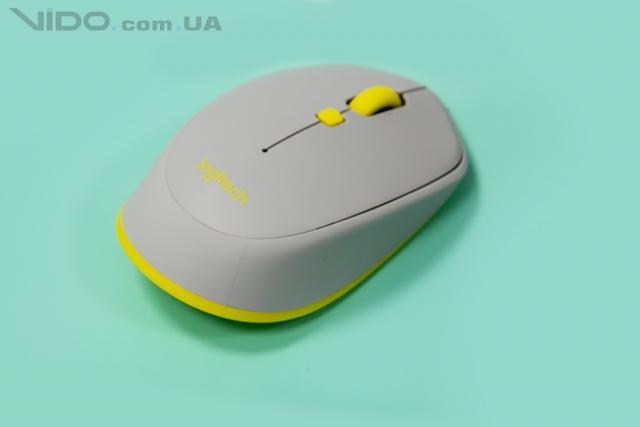 Обзор беспроводной мыши Logitech M535: яркая и красочная