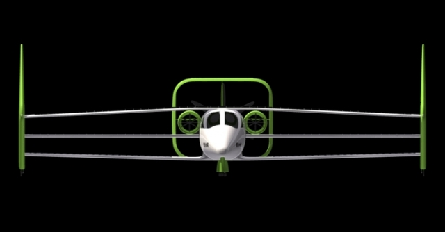 Самолет будущего или био-электро-солнечный гибридный триплан в поисках спонсора