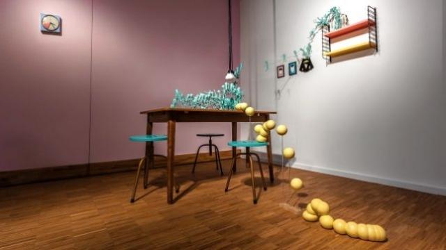 Анимация, воссозданная кадр за кадром с помощью 3D-печати