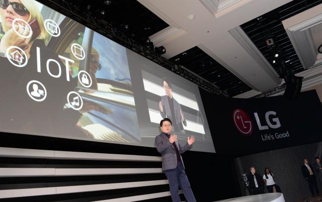 LG знаменует начало нового года «инновациями для лучшей жизни»