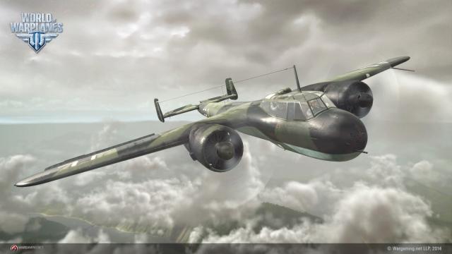 Новый год в World of Warplanes: лавина скидок, снежки и фейерверки в небе над Лапландией