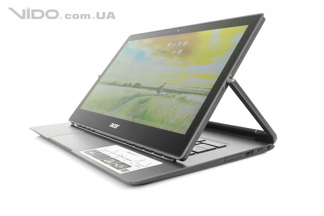 Обзор ноутбука Acer Aspire R 13: все вертится