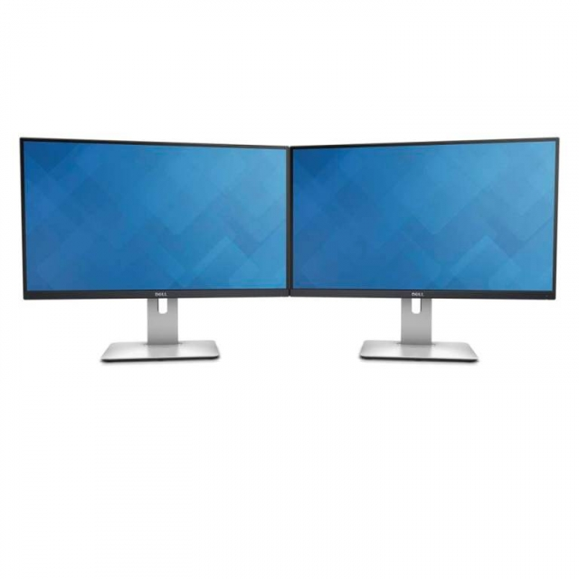 QHD-мониторы Dell UltraSharp U2715H и U2515H для мультиэкранных инсталляций