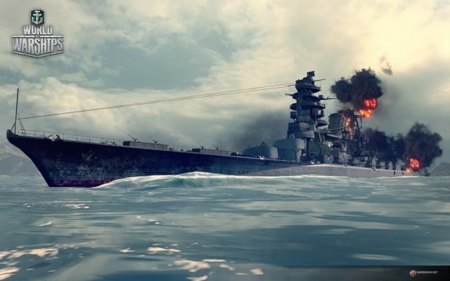 Закрытое тестирование World of Warships стартует сегодня в полночь - выходные в море!