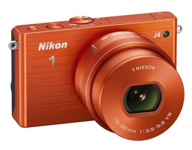Новая беззеркалка Nikon J4: больше скорости, больше мегапикселей