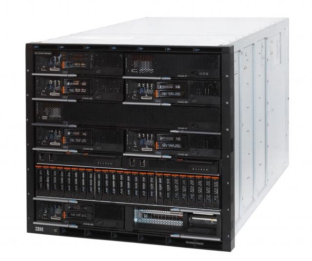 Системы хранения данных IBM Storwize