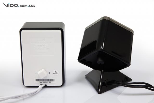 Сравнительный обзор колонок Genius SP-Q120 и SP-D120: вместе с ноутбуком