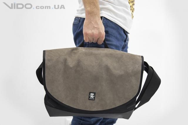 Обзор сумки Crumpler Proper Roady Slim Laptop: крутое «пальто» для ноутбука