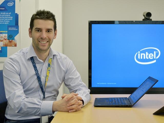 Василий Бояринов назначен новым главой компании Intel в Украине