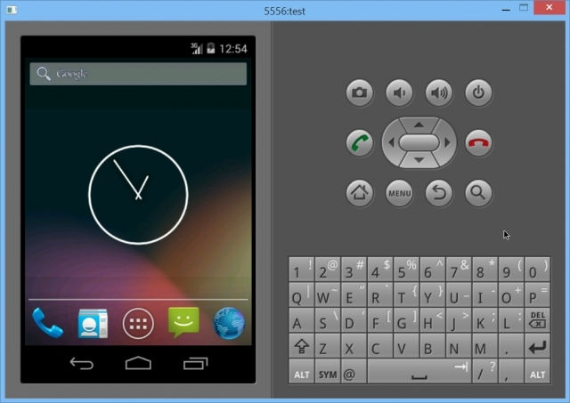 Запуск приложений Android на Windows PC