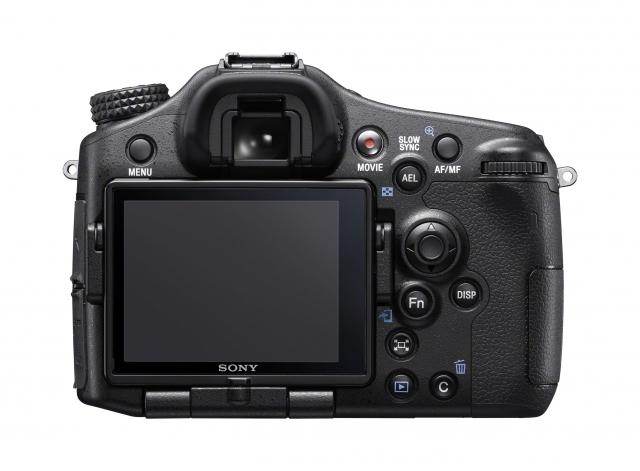 Новая фотокамера a77 II: 79-точечная система автофокуса