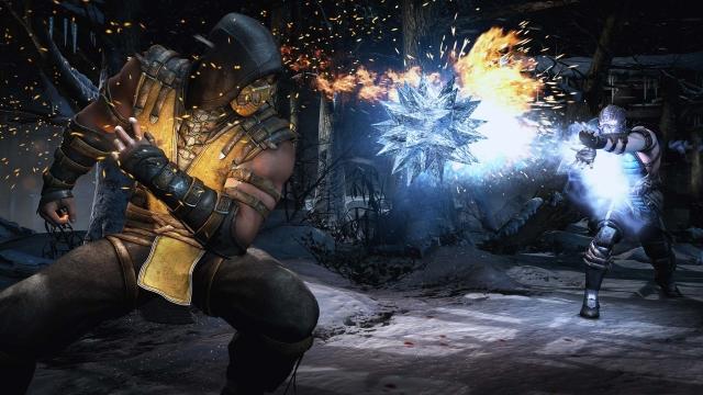 Системные требования Mortal Kombat X для ПК