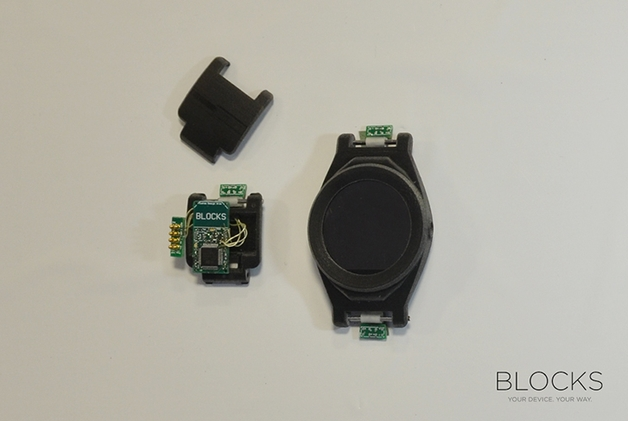 Забудьте о Project Ara – компания Blocks позволит вам создать собственные умные Android-часы