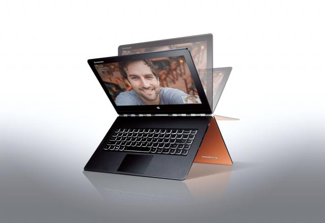 Многорежимный ноутбук Lenovo YOGA 3 Pro