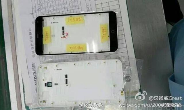 """Meizu K52 показался на новых фото: 4.6"""" дисплей и 64-битный процессор за 0"""