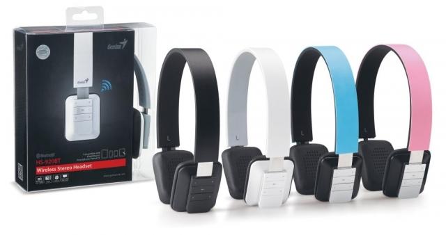 Bluetooth-гарнитура Genius HS-920BT