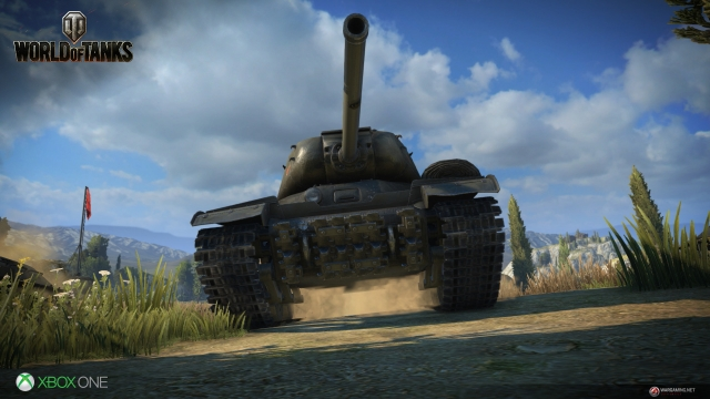 Wargaming выпустит World of Tanks для Xbox One