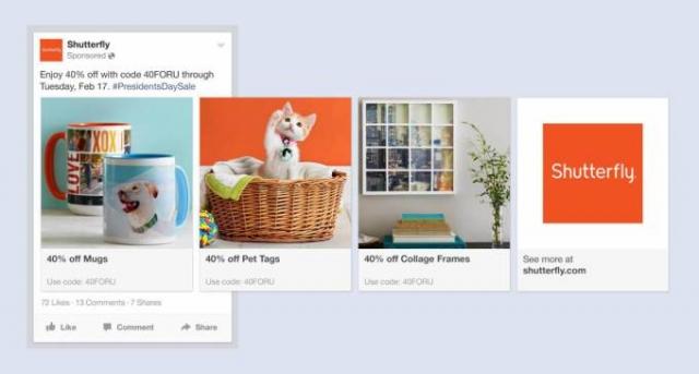 Квест Facebook на поглощение интернета