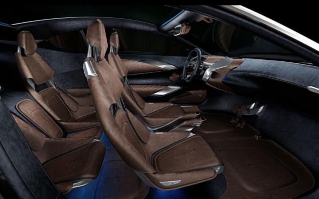 Aston Martin разрабатывают подключаемый гибрид и электромобиль