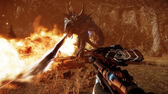 Бета-версия Evolve для Xbox One станет доступна с 15 января