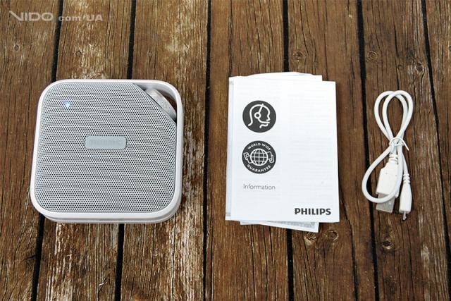 Обзор беспроводной колонки Philips BT2500: прокачает по полной