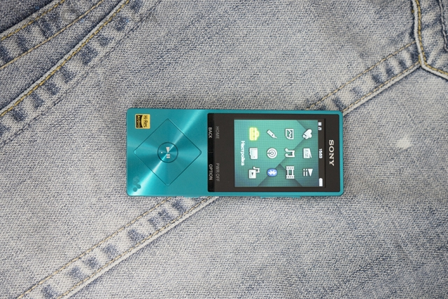 Обзор портативного плеера Sony Walkman NWZ-A15: Hi-Res для народа
